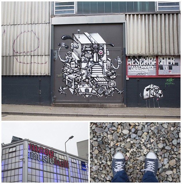 Das Jahr in Farben graffiti