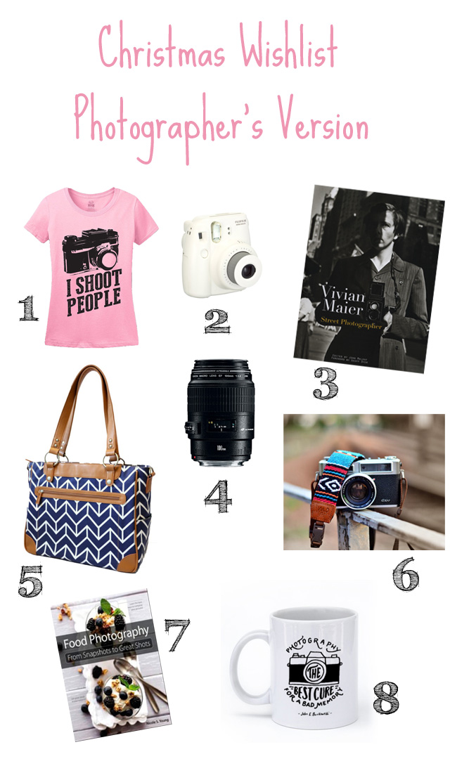 Christmas Wishlist Photographer