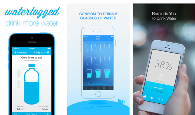 water apps